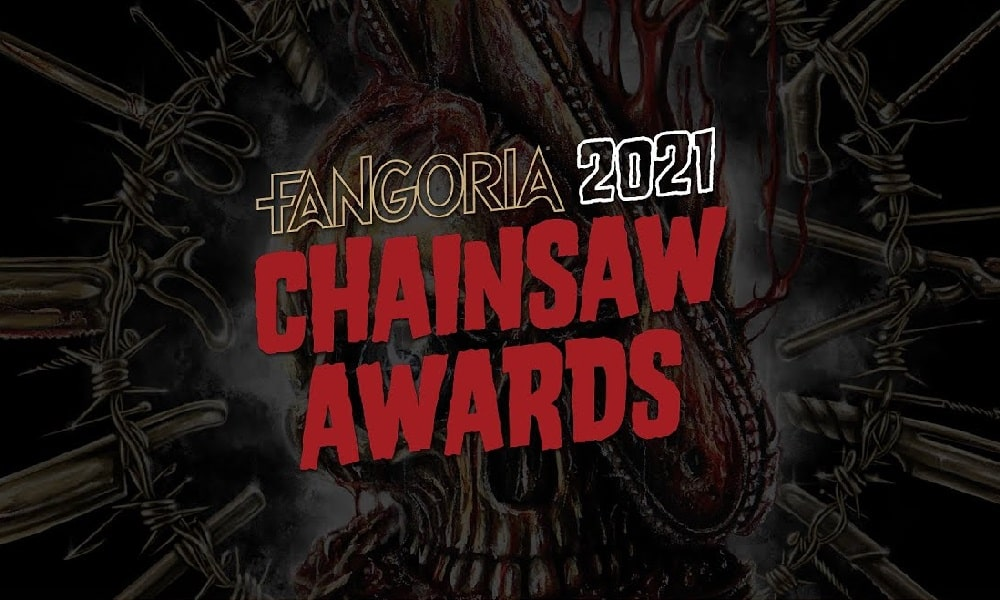 "Fangoria's ""Chainsaw Awards 2021"": Catharsis and Hope - A Dispatch From the Edge of My Couch"