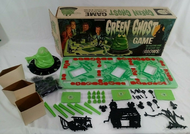 Green Ghost Game 1965