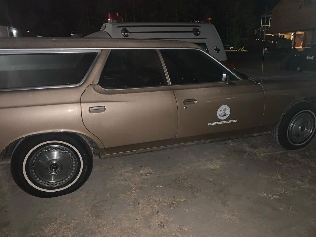 Halloween Kills Station Wagon