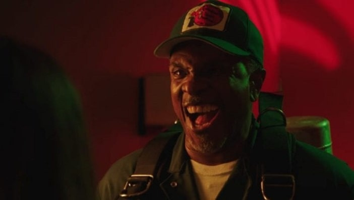 Keith David Creepshow