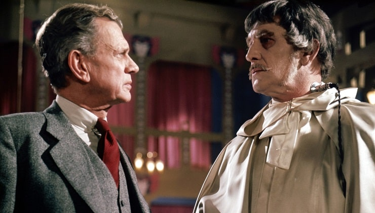 The Abominable Dr. Phibes Film Image