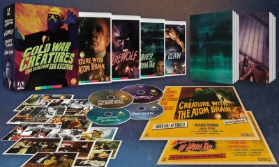 Arrow Video Releasing 'Cold War Creatures' Limited Edition Blu-Ray Box Set With Four Films from Sam Katzman