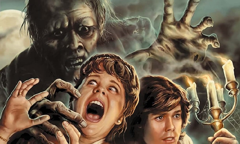 Linda Blair-Starring 'Hell Night' Coming to Blu-Ray for the First Time in the UK This July
