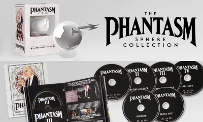 Well Go Usa Releasing 'Phantasm' Sphere Collection on Blu-Ray in the US This July!