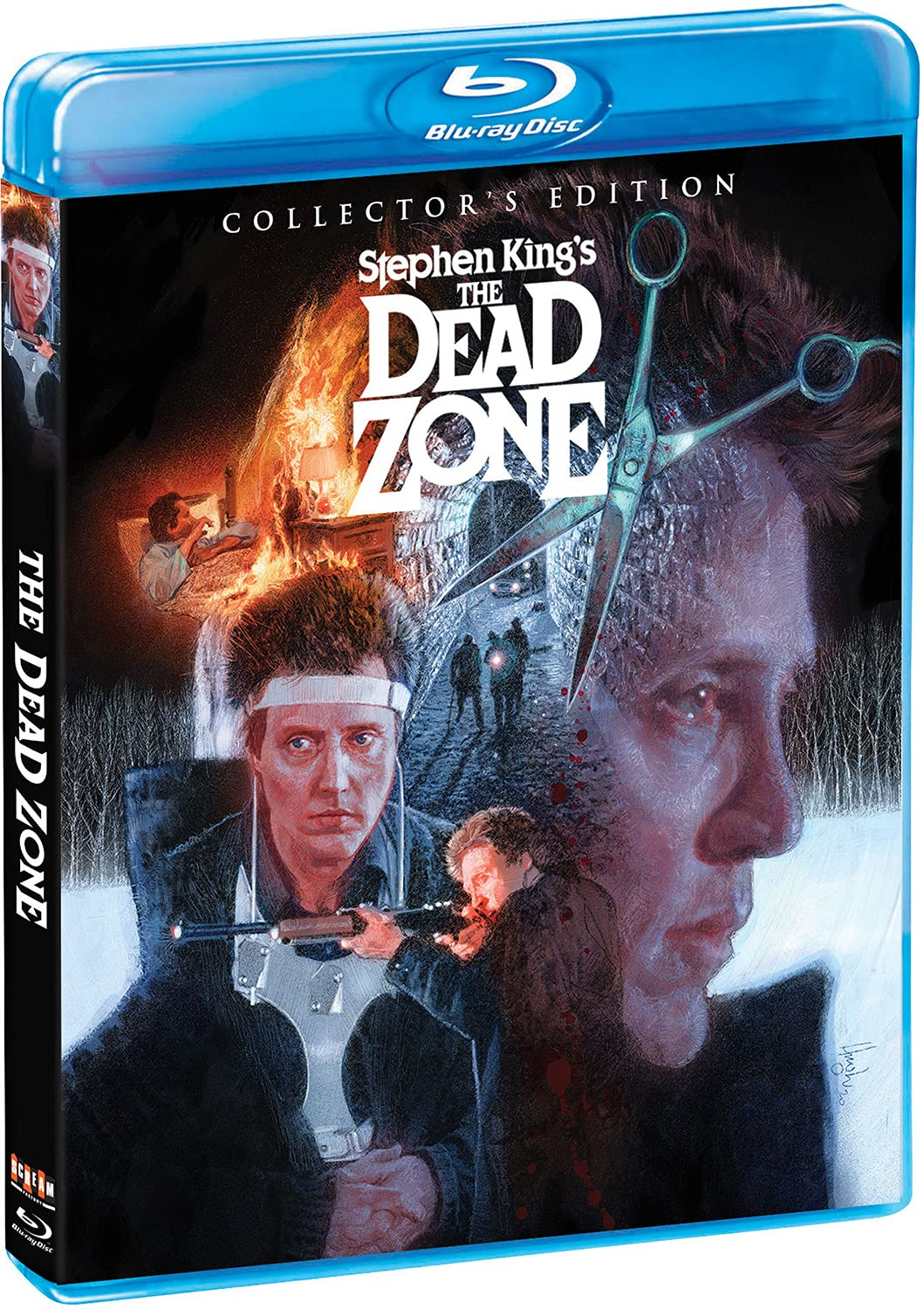 The Dead Zone Collector's Edition US Blu-Ray