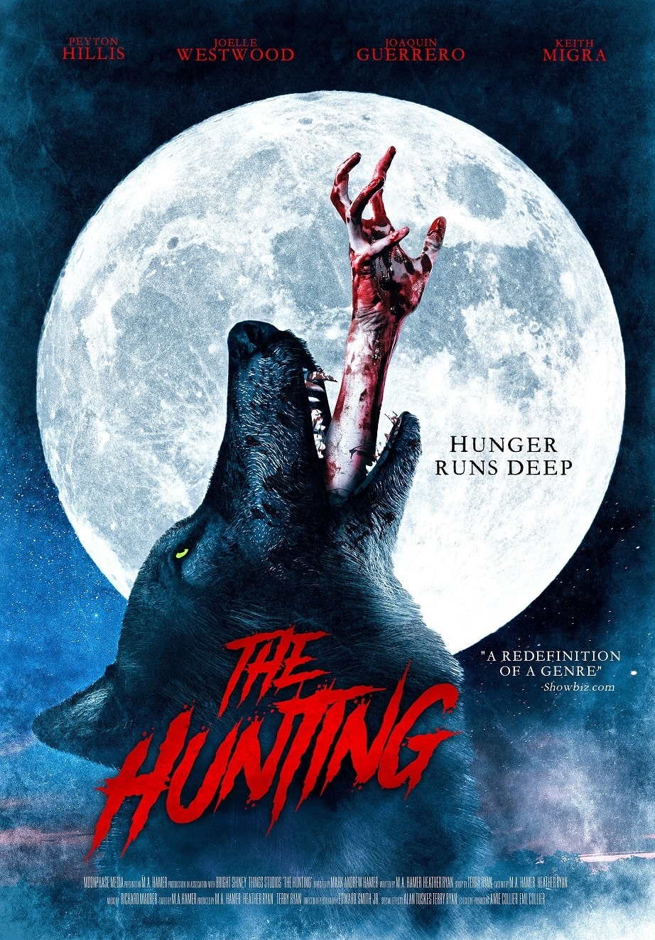 The Hunting Poster 1
