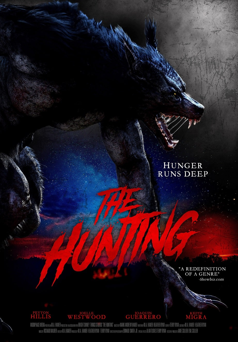 The Hunting Poster 2