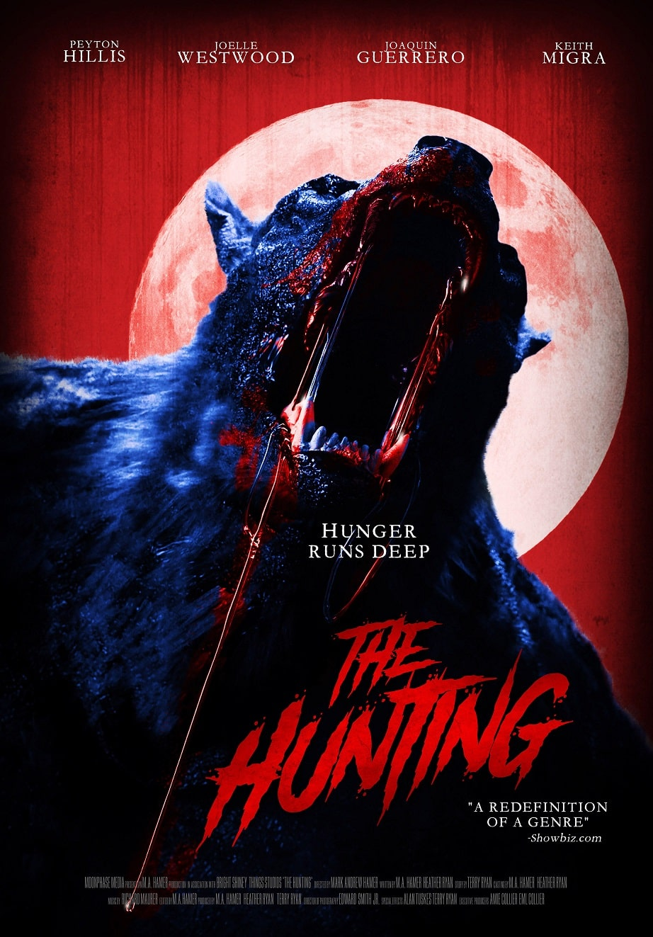 The Hunting Poster 3