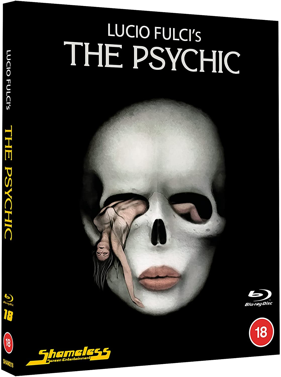 The Psychic UK Blu-Ray Cover 1