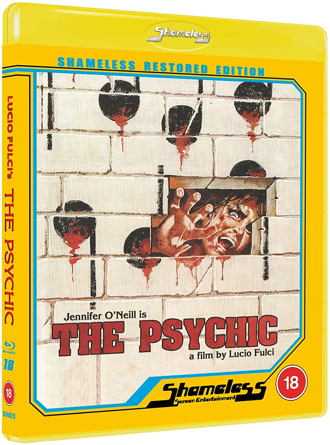 The Psychic UK Blu-Ray Cover 2