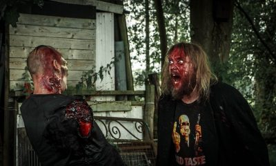 Blue Envelope Acquires Worldwide DVD Distribution Rights for Rob Ceus' Splatter Flick 'Zombies From Sector 9'