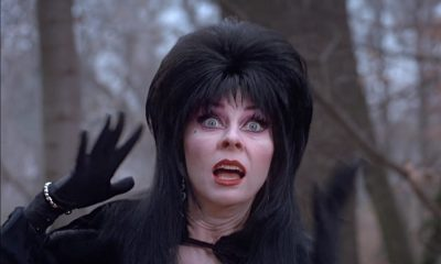 Scream Factory Releasing 'Elvira's Haunted Hills' on Collector's Edition Blu-Ray in the US This September