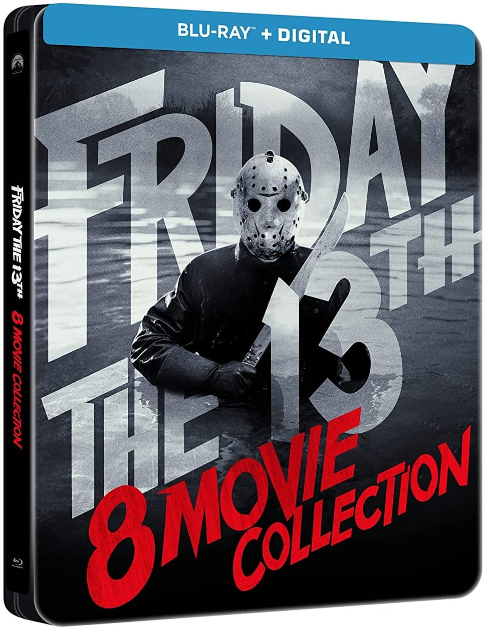 Friday Collection Steelbook US Blu-Ray