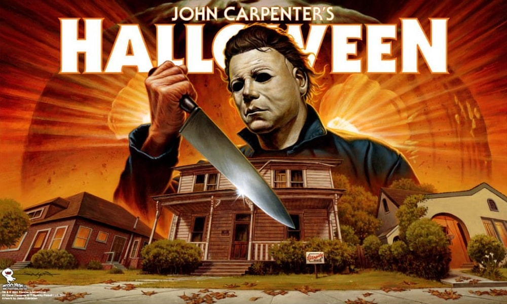 [Trailer] Take Your First look at the 'Halloween' 1978 Pinball Machine in Action!