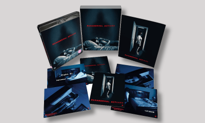 'Paranormal Activity' Getting Limited Edition Blu-Ray Release in the UK from Second Sight Films