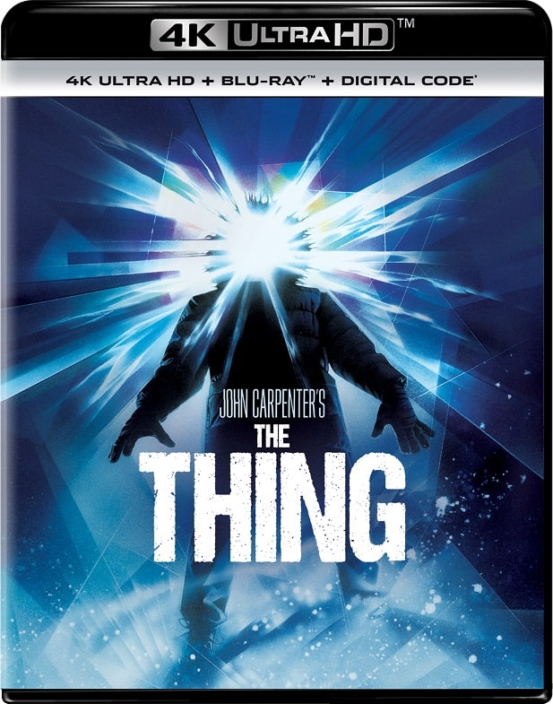 The Thing 4K US Blu-Ray