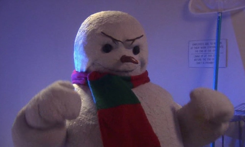 'Jack Frost 2: Revenge of the Mutant Killer Snowman' Also Getting a Special Edition Blu-Ray Release This December