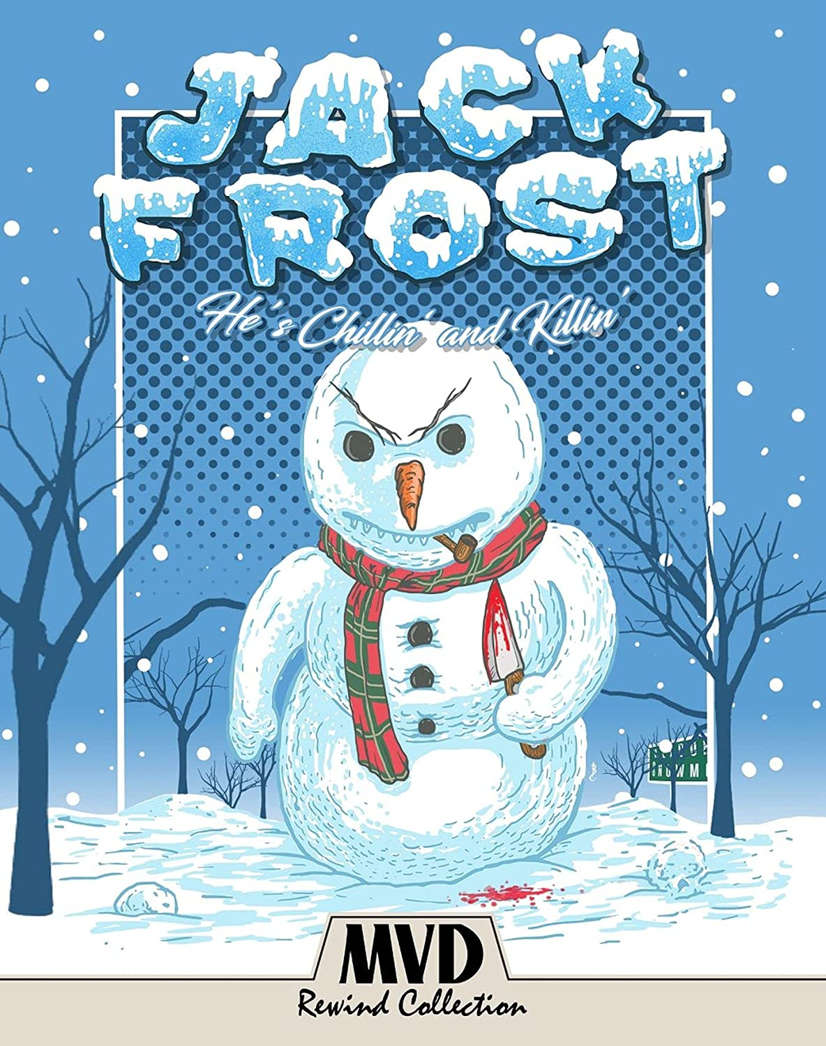 Jack Frost US Blu-Ray