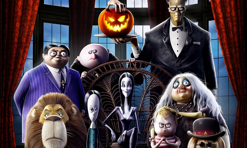 'The Addams Family 2': Premium Online Rental Option Available on Theatrical Release Date