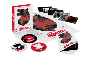 Joe Dante's 'The Howling' Getting a 4K Ultra HD Blu-Ray Release in the UK for the film's 40th Anniversary!