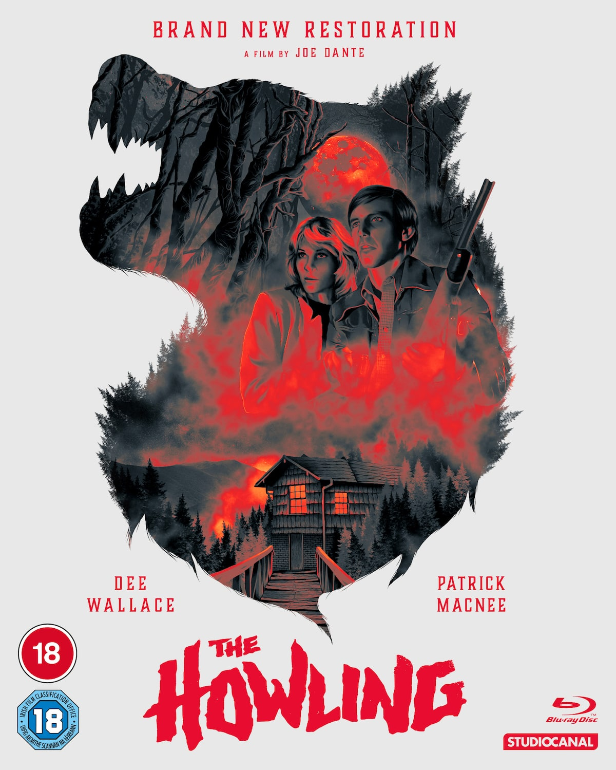 The Howling New Artwork 2021