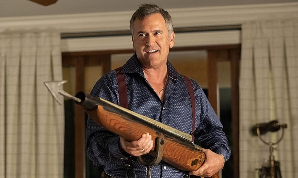 'Black Friday': Casey Tebo's Horror-Comedy Starring Bruce Campbell and Devon Sawa Gets November Release