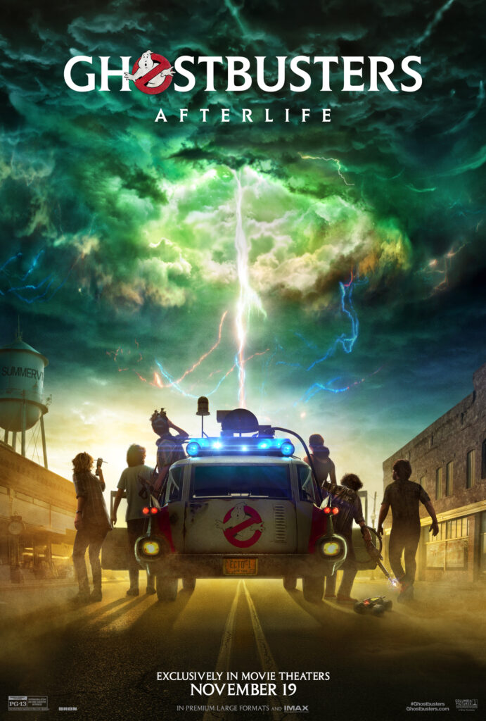Ghostbusters Afterlife New Poster 1