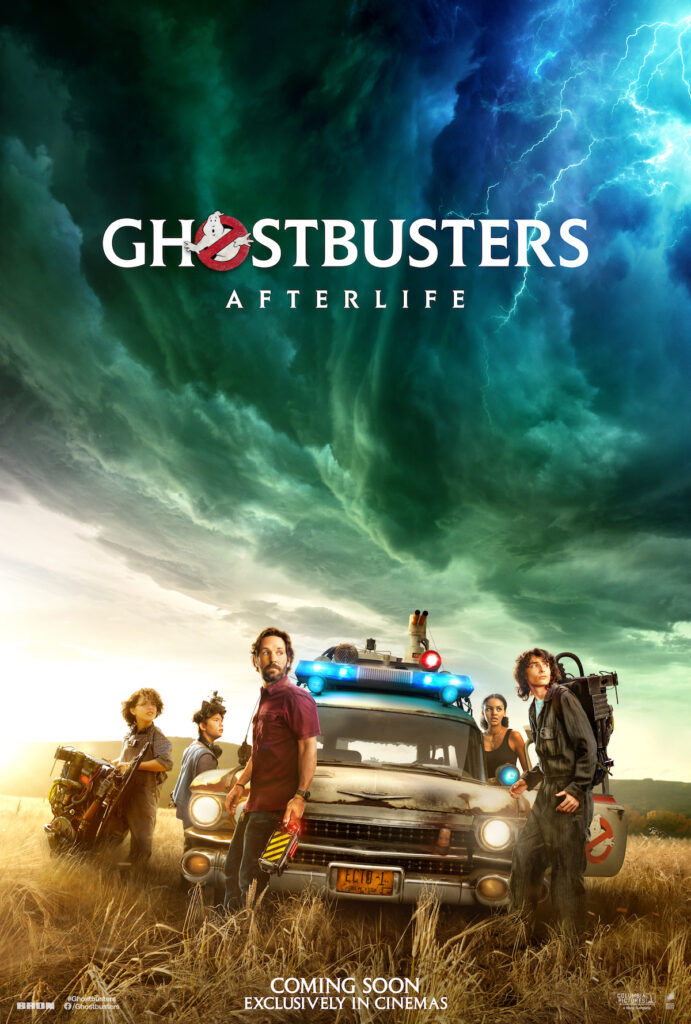 Ghostbusters Afterlife New Poster 2