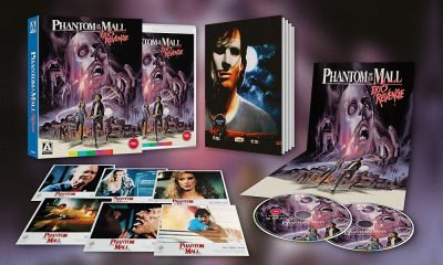 'Phantom of the Mall: Eric's Revenge' Getting Limited Edition Blu-Ray Release in the UK and US This November