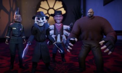 'Puppet Master: The Game' Coming in 2022 from October Games and Full Moon Features [Trailer]