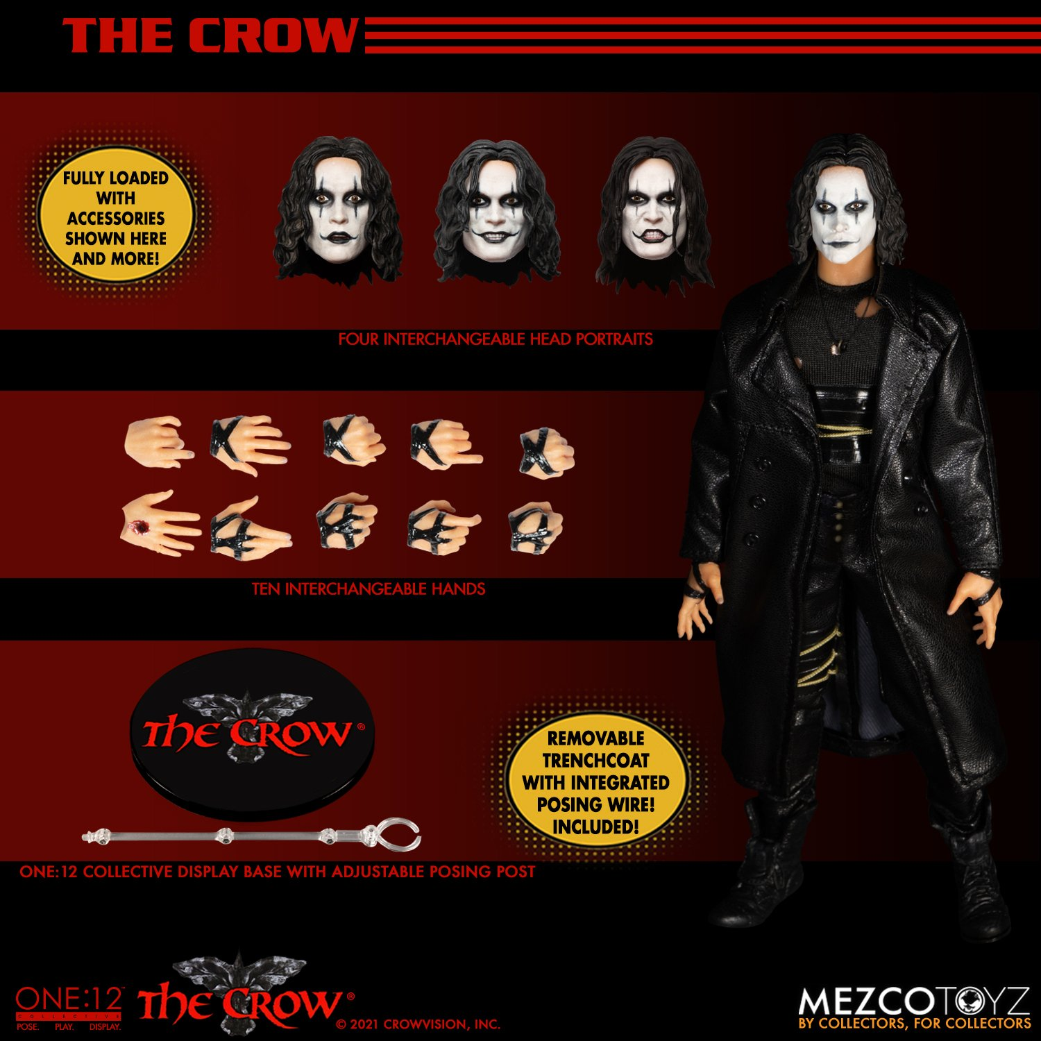 The Crow Accessories 1