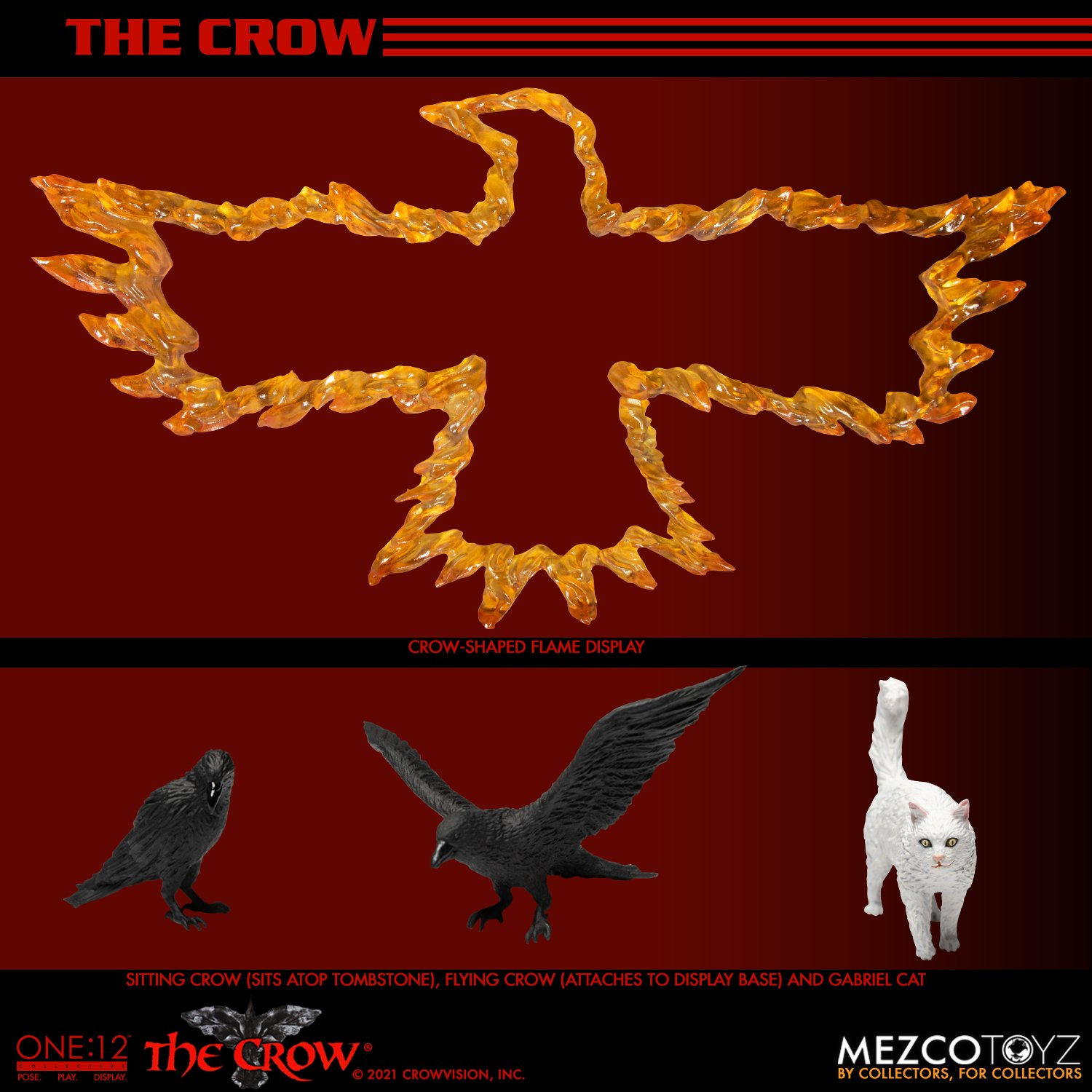 The Crow Accessories 2
