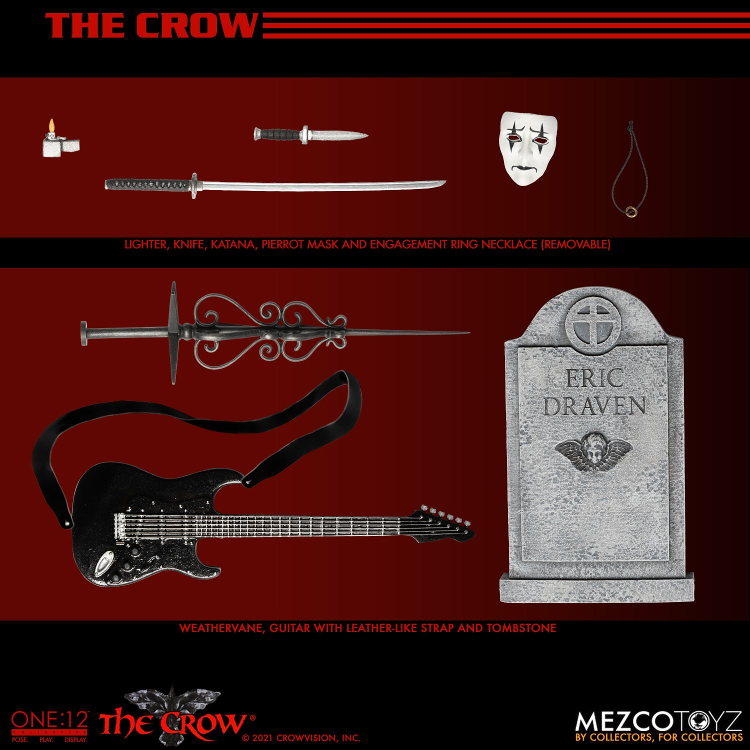 The Crow Accessories 3