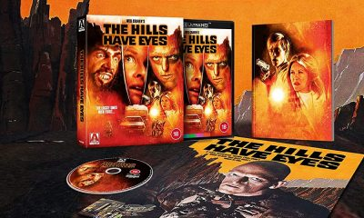 'The Hills Have Eyes' Getting Limited Edition 4K Ultra HD Blu-Ray in the UK and US This November