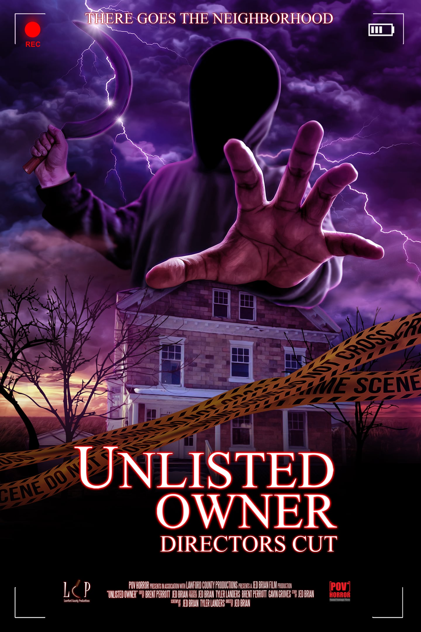 Unlisted Owner Director's Cut Poster