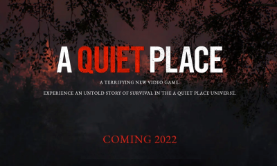 'A Quiet Place' Game is Coming From Developers of 'Evil Dead: The Game'